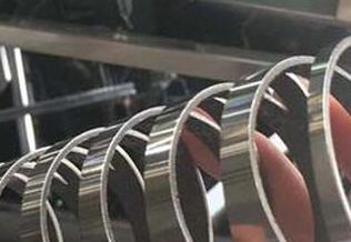 圆管螺旋切割加工