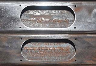特钢方管切割加工