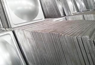 不锈钢板材制作